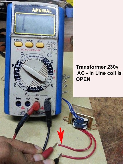 repair radio receiver