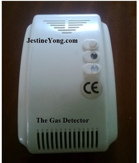 gas detector repair