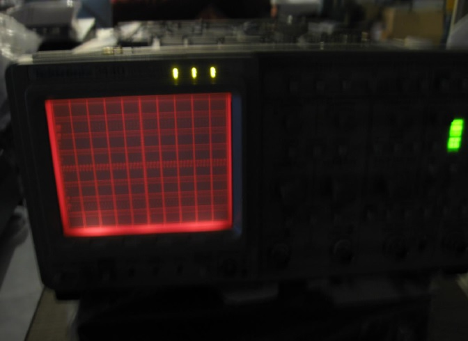 Tektronix 2440 Oscilloscope Repair
