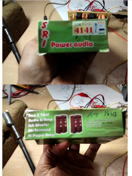 power audio repair
