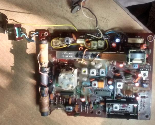 radio board