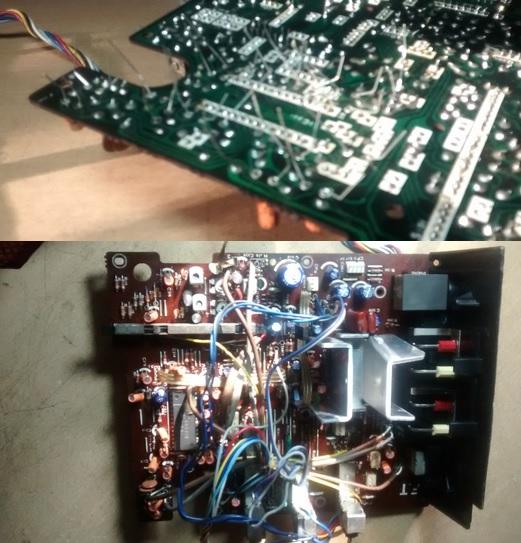 radio cassette repair4