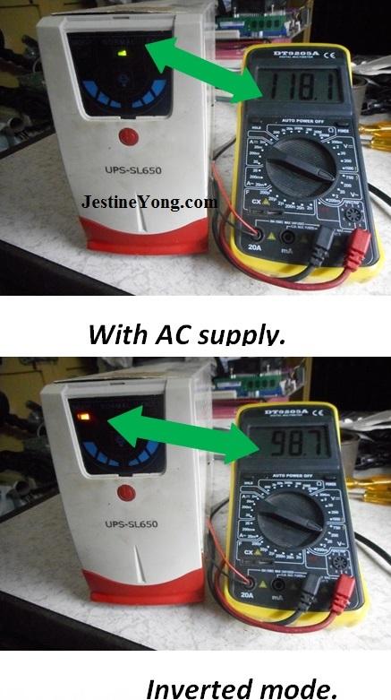 ups repairing