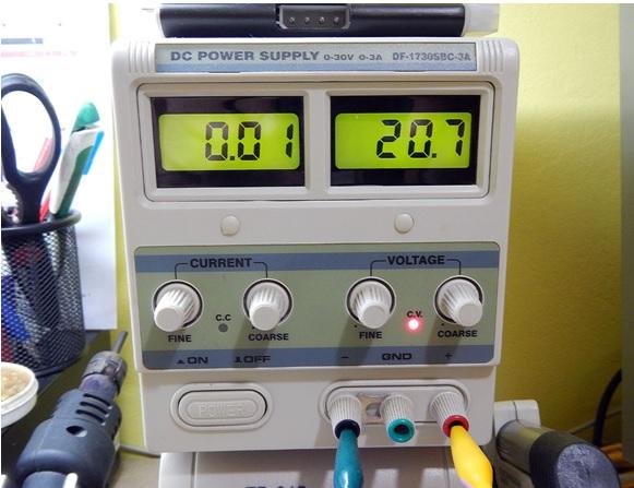 zener diode tester 7