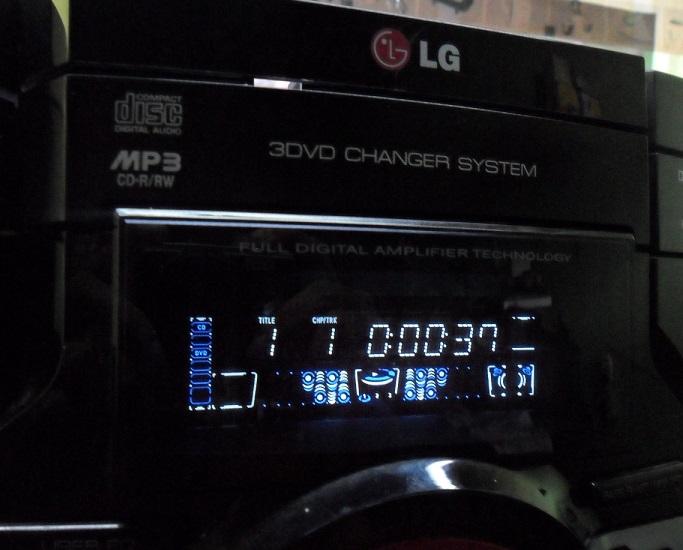 repair lg dvd player
