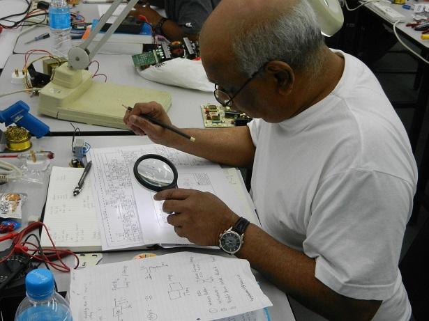 reading schematic
