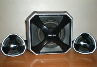 Philips MMS 430 Speaker