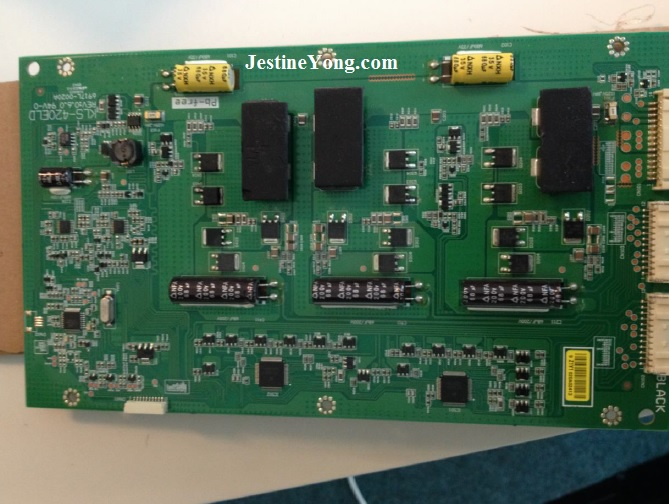 lg led circuit board