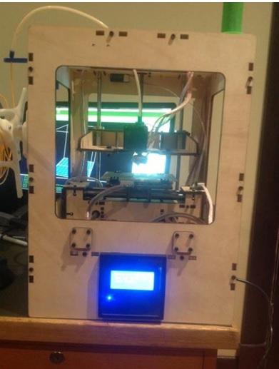 3D Printer Repaired