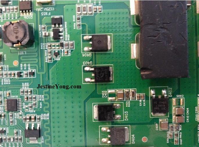 lg led tv repairing