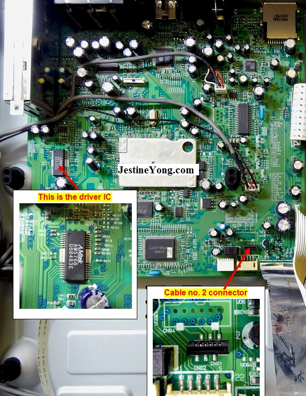 repairing samsung dvd player