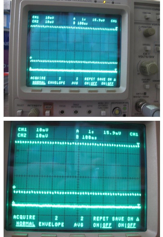 repair oscilloscope