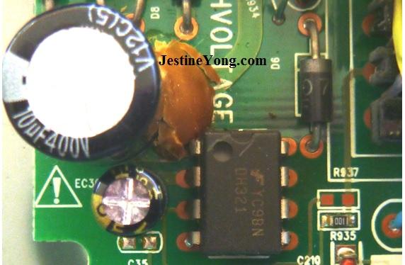 dh321 ic