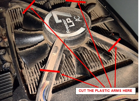 dirty fan cpu