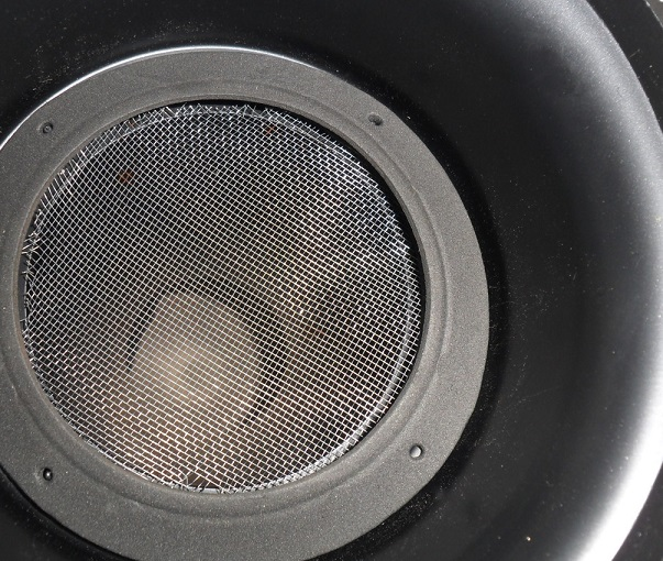 fixing speaker net