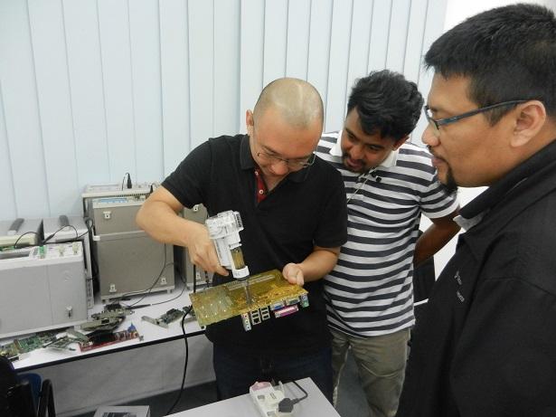vacuum solder gun