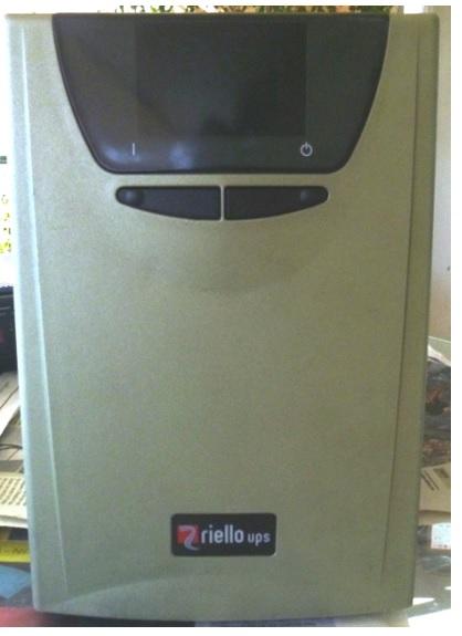 riello ups repair