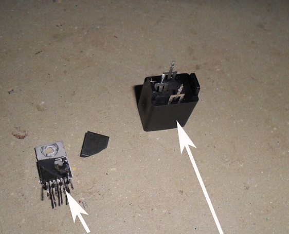 good posistor crt tv