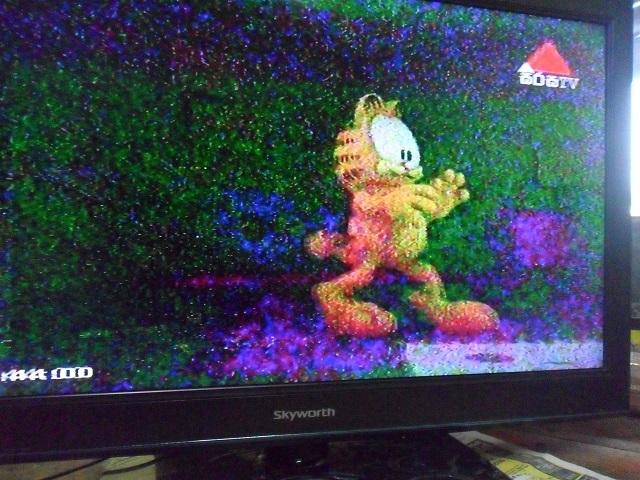 singer led tv repaired
