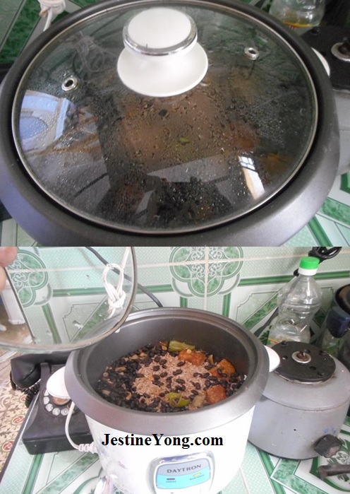 rice cooker repaired