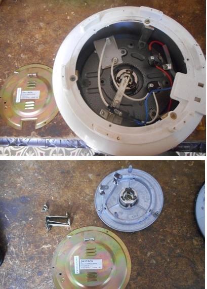 repairing rice cooker