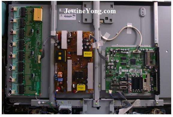 LCD TV BOARD