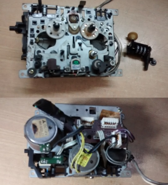 technic tape player repairing