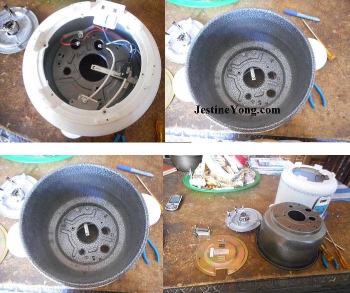 rice cooker repairing
