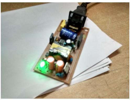 repairing power adapter