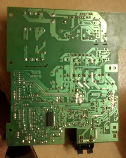 mini hifi power supply circuit board