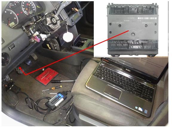car computer module