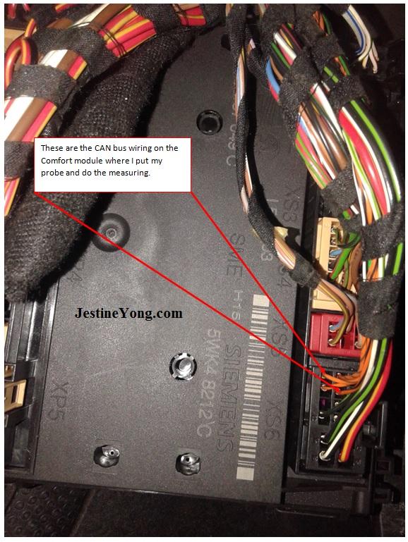 repair car computer vw polo