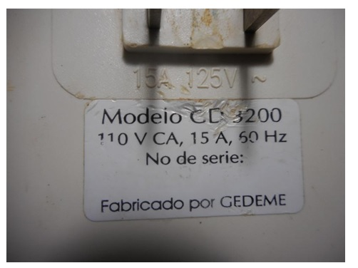 GEDEME Fridge Protector Repaired