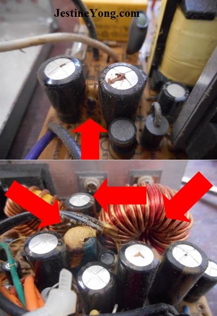 power supply atx repair