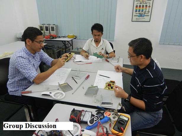 industrial electronics training