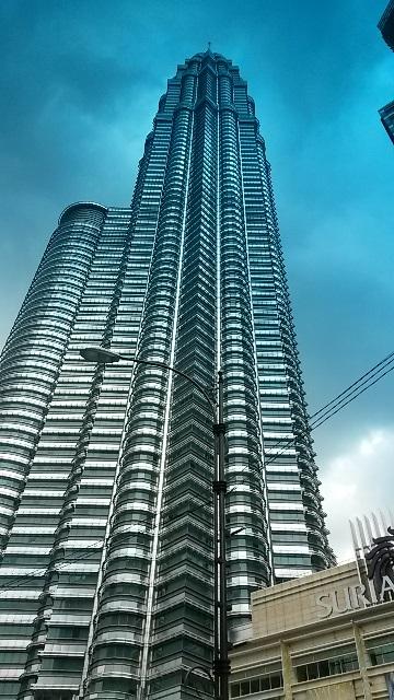 klcc tower