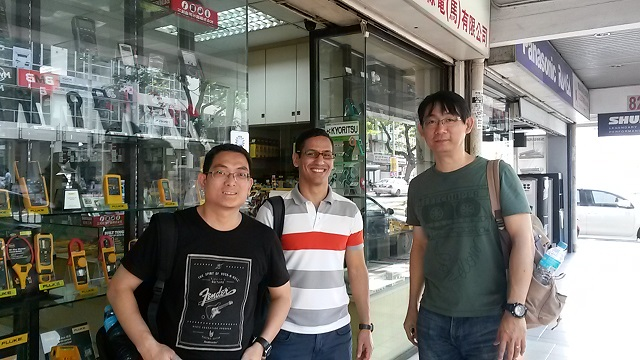 Kursus Asas Membaiki Peralatan Elektronik Malaysia