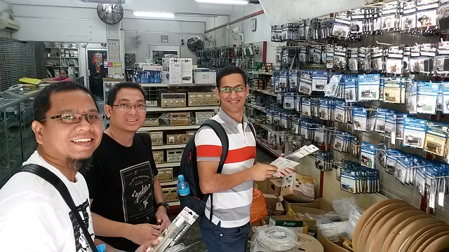 Kursus Asas Membaiki Peralatan Elektronik