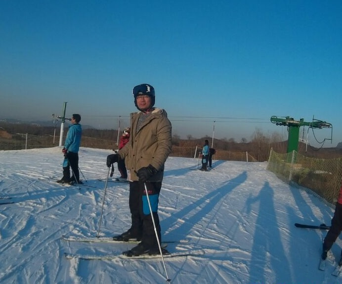 nanshan ski village china