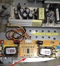 lcd tv inverter board