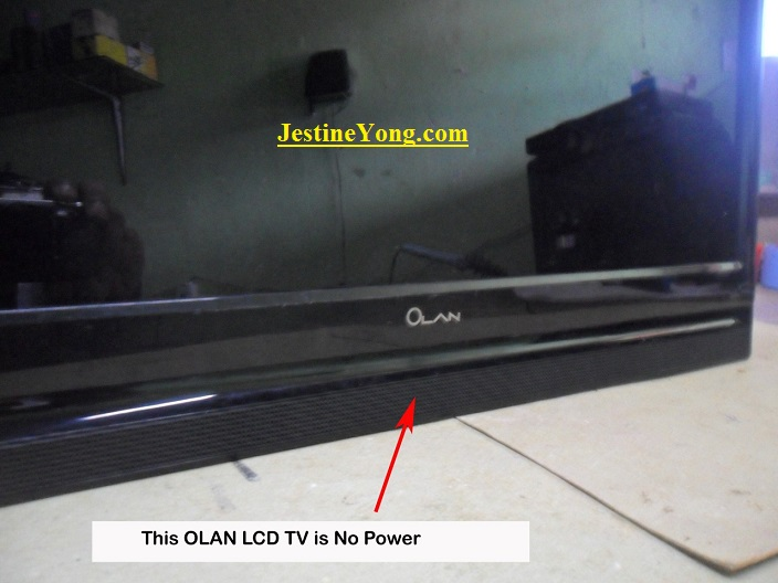 Universal LCD TV Inverter Board