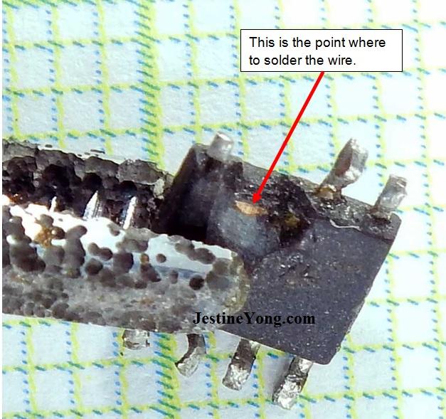 REPAIR EEPROM IC