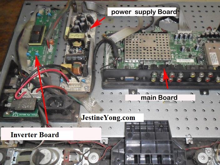 Universal LCD TV Inverter Board repair