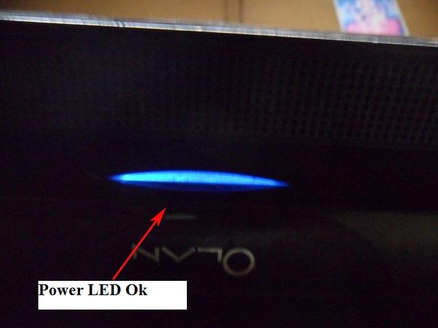 power led in tv
