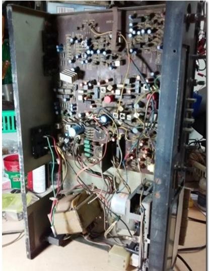 repair amplifier