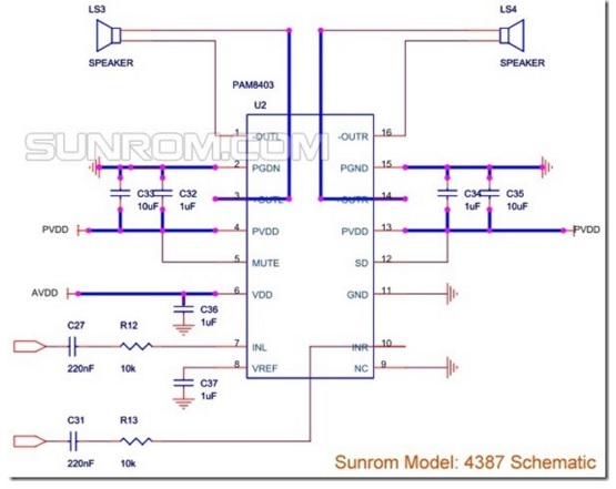 dvd circuit diagram