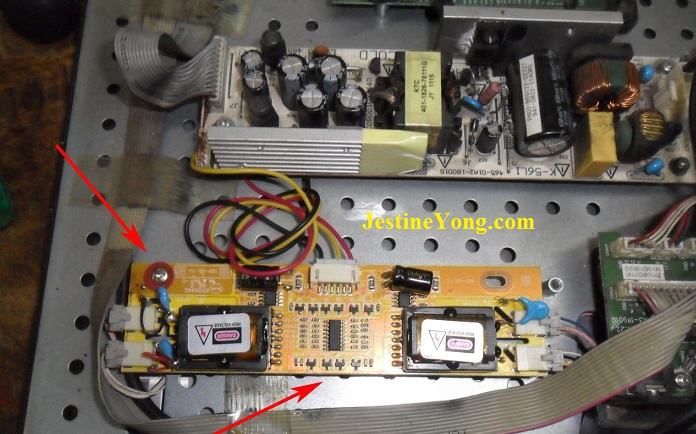 Most Popular Way To Modify LCD TV Inverter Board