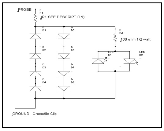capacitor discharge tool