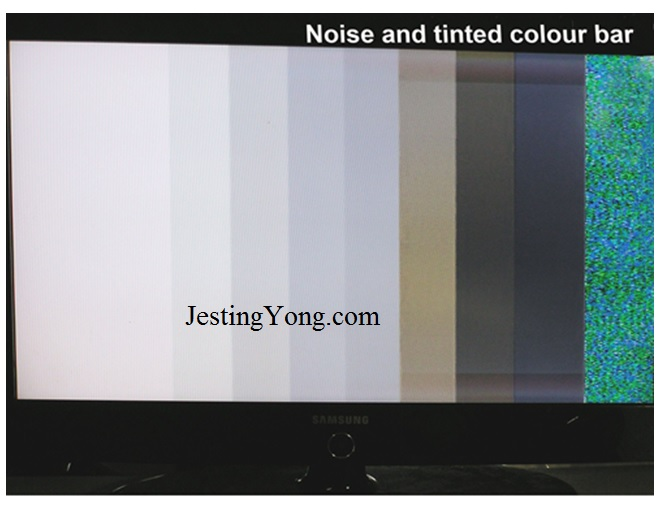 lcd tv grey level