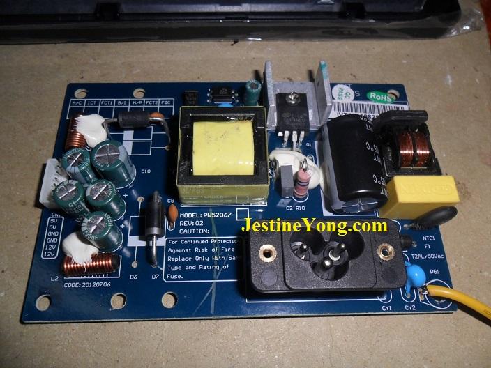 led monitor power supply